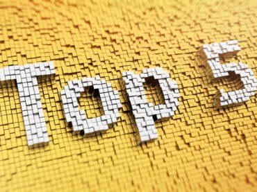 ТОП-5 самых высокооплачиваемых вакансий ноября