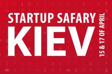 15-17 апреля – дни открытых дверей Startup Safary Kiev