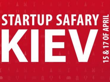 15-17 апреля — дни открытых дверей Startup Safary Kiev