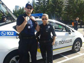 новые полицейские, напарники