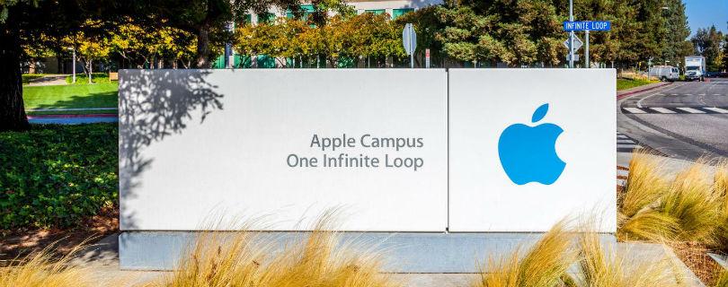 работа в apple