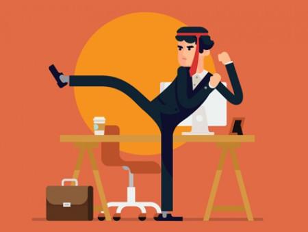 5 ситуаций, когда на работе нужно проявить худшие черты характера