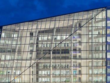 Компания Deloitte построила для своих сотрудников «умный офис»