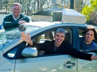 Необычная работа: водитель беспилотного автомобиля Google