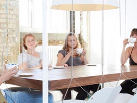 Не оторваться от стула: 6 невероятно комфортных и креативных рабочих мест (фото)