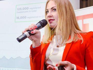 Кантри-менеджер крупнейшей фриланс-биржи Upwork: «Украина – четвертый в мире рынок фриланса»