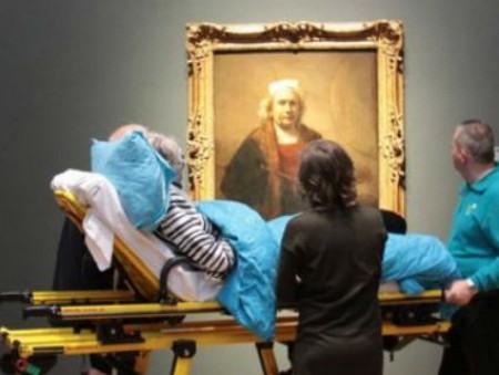 Хороший пример: как волонтеры из Нидерландов исполняют последние желания