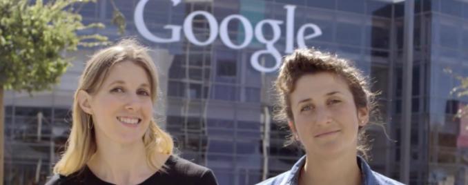 сотрудницы Google