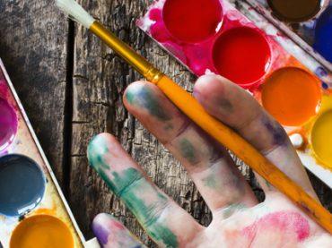 Повседневное искусство: 5 техник креативного рисования