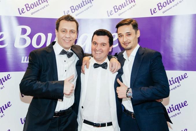 Основатели LeBoutique