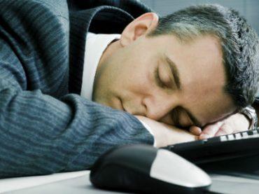 Нехватка сна вредит карьере – ученые
