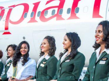 Эфиопские авиалинии запустили «женский рейс» из Аддис-Абебы в Бангкок