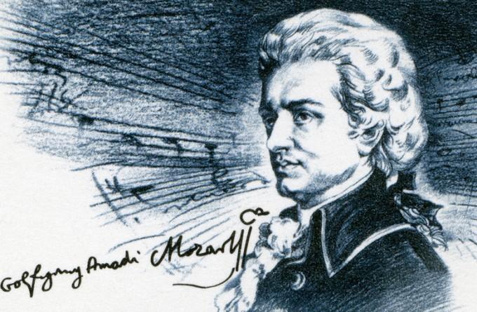 Музыка Моцарта