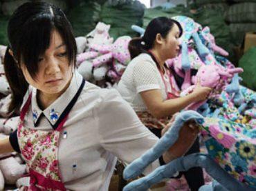В Китае развернулась борьба против профсоюзов