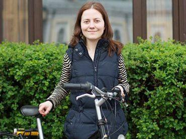 На работу на велосипеде: 5 историй украинцев о двухколесном друге, независимости и езде даже зимой