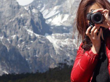 Как выглядит украинский фотограф: профессиональный портрет