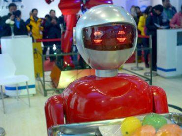 Китай готовит робореволюцию: к 2020 году роботы заменят низкооплачиваемых рабочих