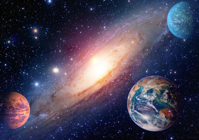 Астрономия: Открывая пространство и время