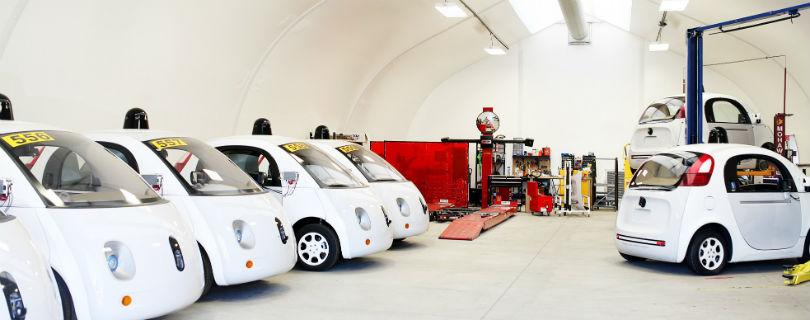 Водитель из Google рассказал, как работается за рулем беспилотного автомобиля