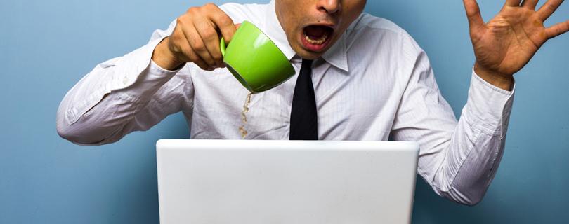 35 самых типичных ошибок на первом рабочем месте