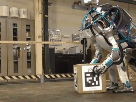 В Boston Dynamics построили «робота для битья»