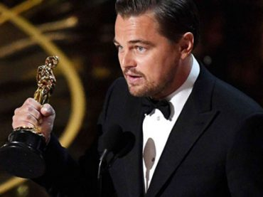 Наконец-то «Оскар»: 10 мыслей Леонардо Ди Каприо о том, как достигать цели, искать мотивацию и быть счастливым