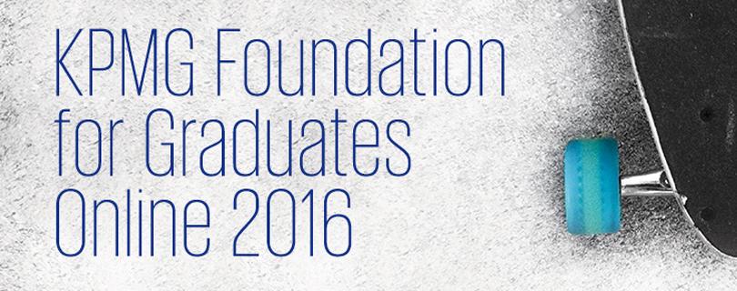 Бесплатная онлайн-программа KPMG Foundation for Graduates Online 2016 от KPMG в Украине