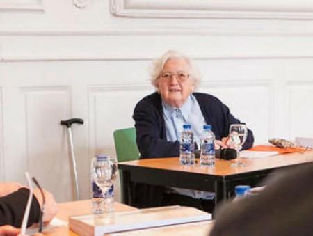Француженка получила докторскую степень в 91 год