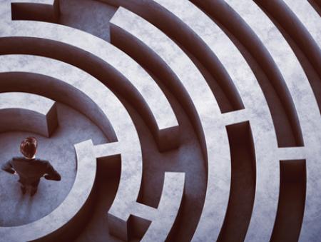 Побег из лабиринта: как справиться с негативными мыслями