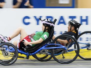 В Швейцарии пройдет необычная Олимпиада для людей с ограниченными возможностями
