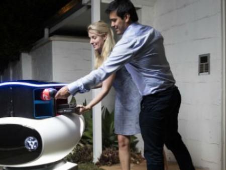 В Новой Зеландии доставку пиццы поручат роботам