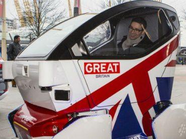 Великобритания готовится тестировать беспилотные автомобили на своих дорогах