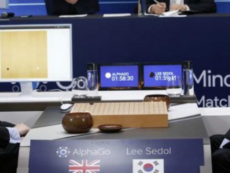 Искусственный интеллект Google победил чемпиона мира по игре го