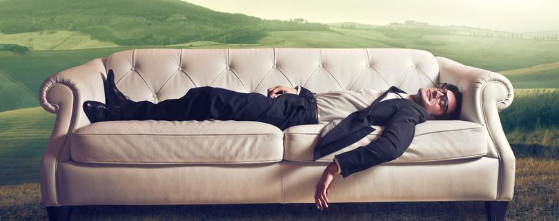 Наука лени: почему одни люди ленивее других? (видео)