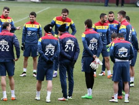 Румынские футболисты изменили номера на своей форме, чтобы заинтересовать детей математикой