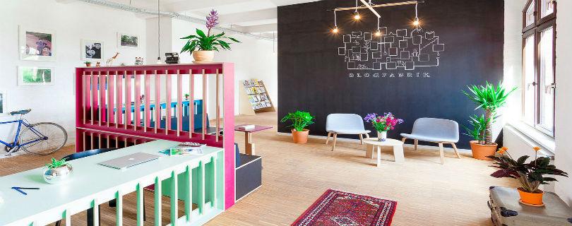 В Берлине открыли бесплатный коворкинг для блогеров
