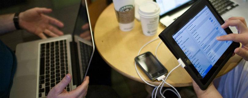 Две трети работодателей запрещают сотрудникам пользоваться Wi-Fi