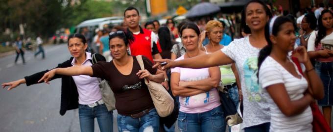 Венесуэльские рабочие не будут ходить на работу по пятницам, чтобы экономить элекроэнергию