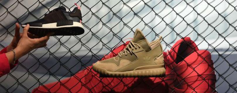 Adidas будет производить обувь в Германии, используя роботов