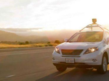 Google обещает платить $20 в час за поездки на беспилотных автомобилях