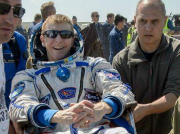 Британский астронавт пожаловался на «худшее в мире похмелье» после работы в космосе