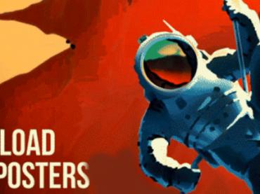 NASA создало серию плакатов, чтобы найти исследователей для марсианской миссии (фото)