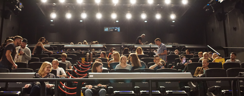 Эффект присутствия: 5 главных фишек нового кинотеатра Планета Кино в Киеве