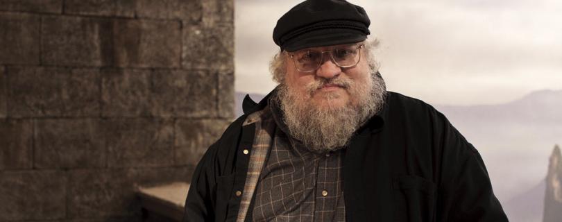 Писатель Джордж Мартин: о подходе к судьбе персонажей, писательской цели и том, почему добавил в свои книги драконов