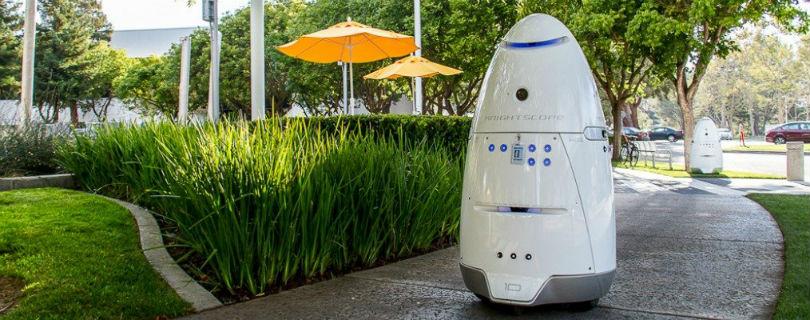 В США робот-охранник переехал ребенка