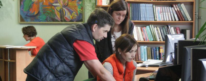 В Киеве и Львове стартовали IT-курсы для молодых мам