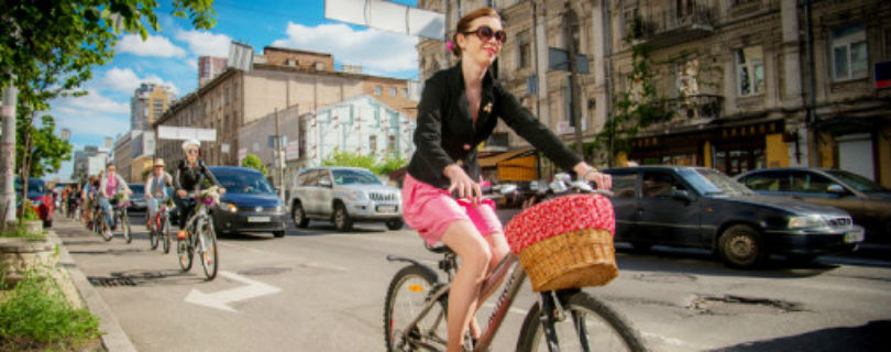 В Киеве выберут лучшего велоработодателя года