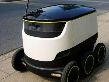 Роботы-курьеры появятся на улицах четырех европейских городов уже в июле