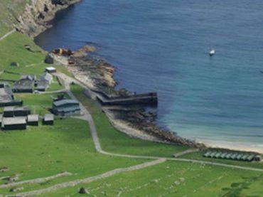 Самый удаленный бар Великобритании разыскивает сотрудника для работы на безлюдном острове