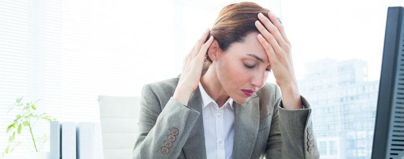 Почти половина сотрудников считают, что работа влияет на их здоровье